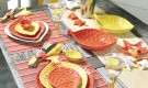 Coral Fish dinnerware from Renovation Factory