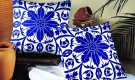 Cushion covers from Craftsvilla