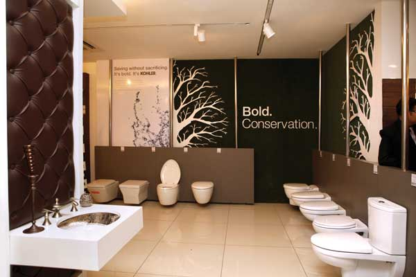 Kohler opens new store | BetterInteriors.in