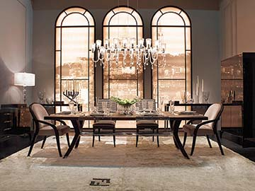 Furniture From Fendi Casa Available At Terra Sans Home Couture