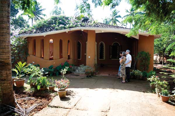 Eco friendly enchantment for Eco friendly home designs india
