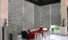 Manual and motorized blinds from Lenbitz Blinds