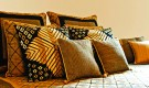 The Phulkari Black collection from Bandhini Home