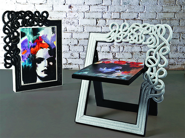 Chair from The Fuchsia Lane   BetterInteriors.in