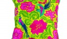 Birds Of Paradise cushion cover from Nur