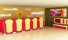 Restroom cubicles from Greenlam Sturdo