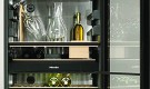 Wine unit from Miele