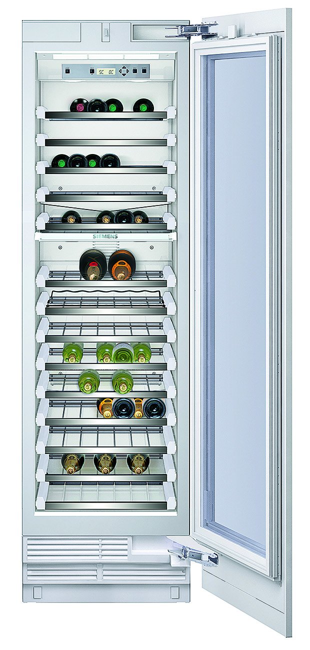 Wine cabinet from Siemens