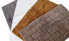 Brick bathmats from AA Living
