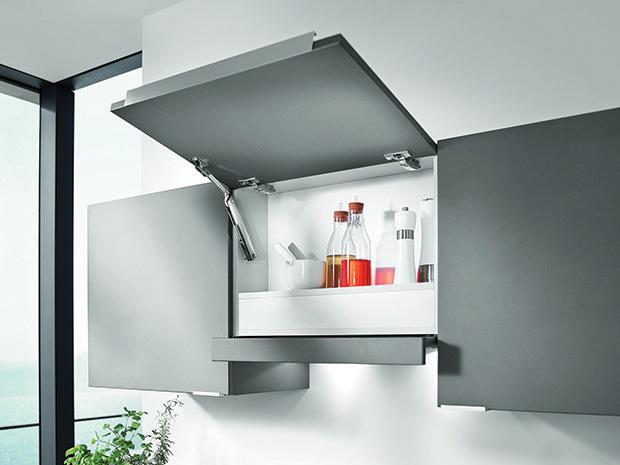 Aventos HK-S series by Hafele