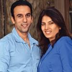 Architects Aamir and Hameeda Sharma