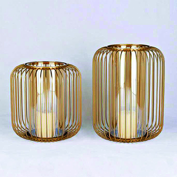 Spacio.S1 _Copper & Gold -Lanterns copy