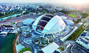National Stadium , Sportshub