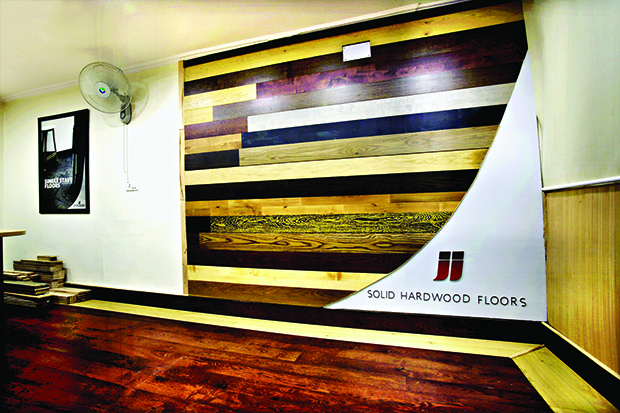 Junckersaeurtm exclusive design studio opens in new delhi for Junckers flooring india