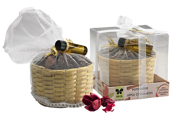 IRIS Aroma BoutiqueFragrance Gift Basket_411 copy