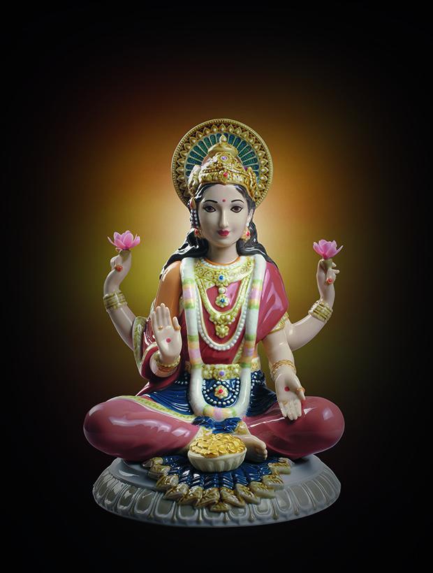 LLadroSri Lakshmi from Lladro_ copy