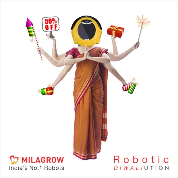 Milagrow-Diwali press relese copy