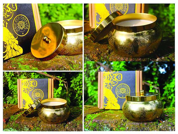 Sanctum-Pure copper candles in 12 fragrances copy