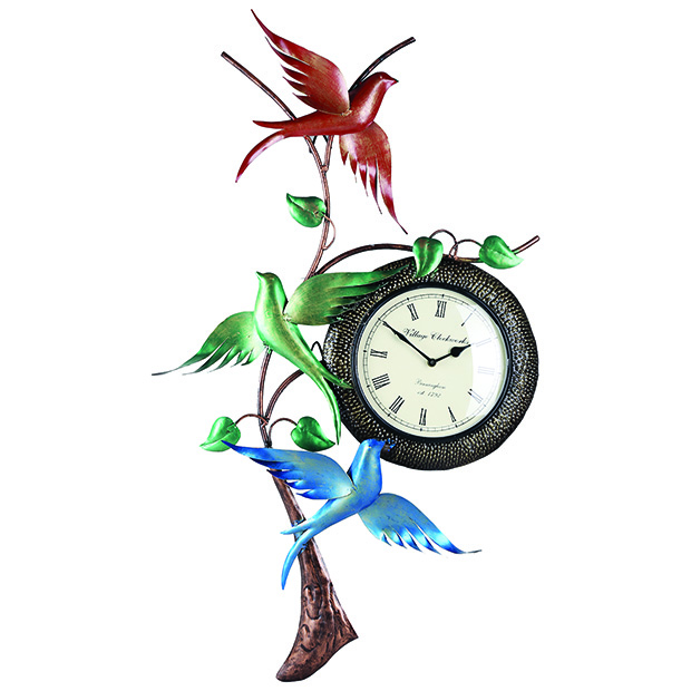 Urban Haveli-Big Bird clock rs 3000 copy