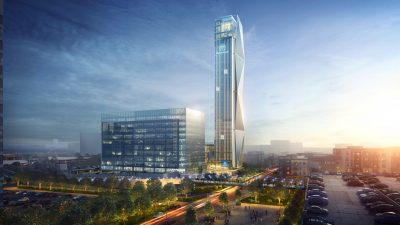 Thyssenkrupp proposes new elevator High-Rise Test Tower in Atlanta