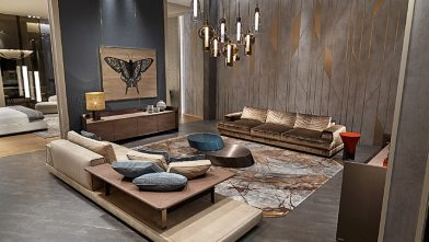 Visionnaire: The Living Room Collection