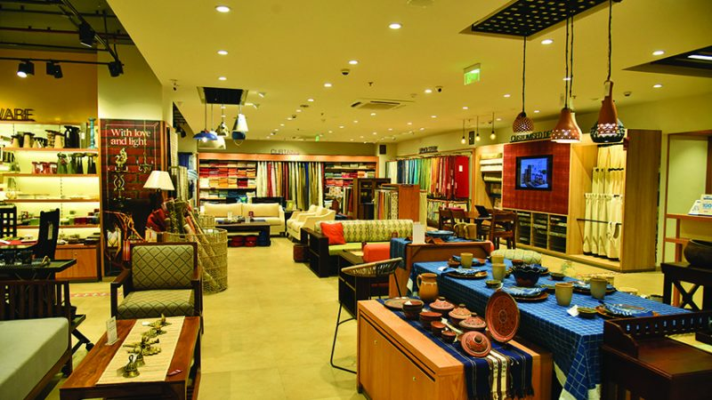 Fabindia's new experience centre in the Capital