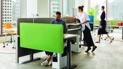Steelcase: Sarto screens